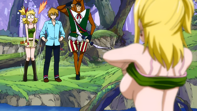 File:Gemini flashing Lucy's breasts to the men.png