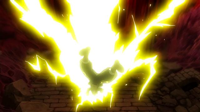 File:Natsu struck by Tempester's lightning.png