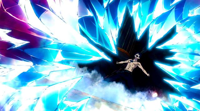 File:Gray freezes Fukuro's flames.jpg