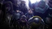 Nine Demon Gates make their move