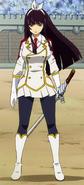 Kagura's appearance