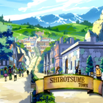 Shirotsume Town Square Profile