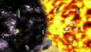 Dragon vs. God