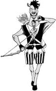 Sagittarius' first summoning