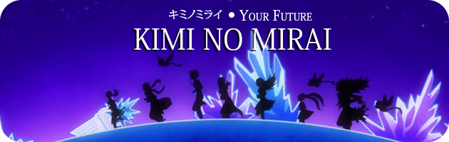TMITA - Kimi no Mirai