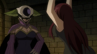 Erza asks about Mirajane.png
