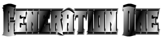Generation One Logo