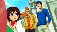 Cana meets Macao and Wakaba