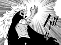 Acnologia's excitement against Irene.png