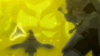 Hisui approaches Zirconis