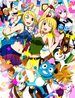 Lucy with Celestial Spirits