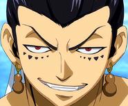 Bacchus in the fifth OVA