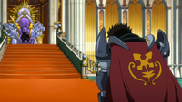 King of Fiore & Arcadios