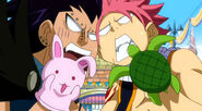 Gajeel and Natsu version of tale