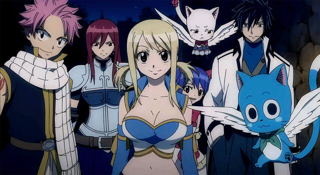 File:Team Natsu, Wendy and Carla in the FT movie.jpg