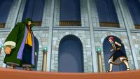 Natsu vs. Aria