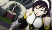 Ultear faces Makarov's attack