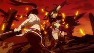 Erza vs. Neo Minerva