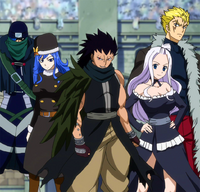 Fairy Tail Team B
