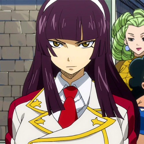 Anime Characters That Start With E : Kagura mikazuchi fairy tail wiki fandom powered by wikia