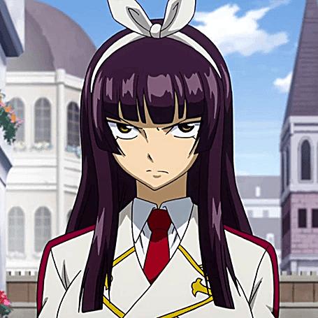 Anime Characters Starting With X : Kagura mikazuchi fairy tail wiki fandom powered by wikia