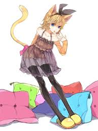 File:Rin Kagamine As a model.jpg