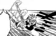 Haru's Explosion Sword