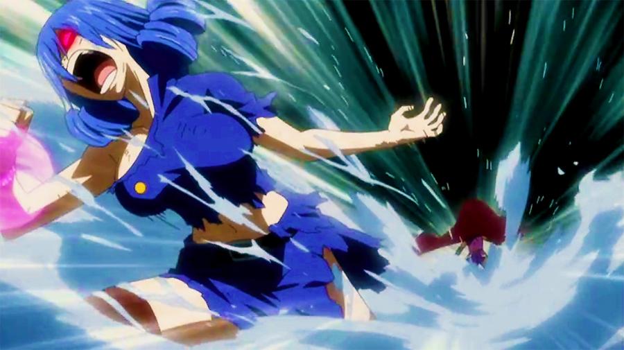 Image Water Rush Anime Jpg Fairy Tail Wiki Fandom