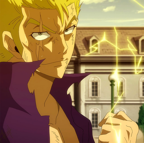 File:Laxus is fired up.png