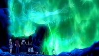 Zirconis scares the Mages