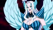 Mira using Demon Halphas against Racer