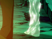 Lodowe Tworzenie: Noga
