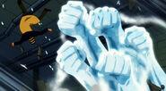 Ice-Make Fist