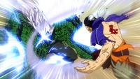 Bacchus attacks Elfman