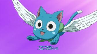 Fairy tail happy