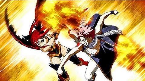 Fairy Tail - 10 - Natsu vs. Erza (SUB)