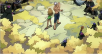 Evergreen and Elfman against Grimoire Heart