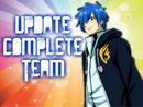 Update Complete! Team