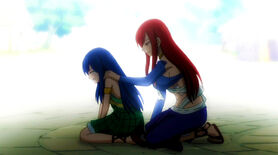 Erza and Wendy