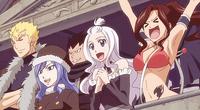 Fairy Tail B Celebrates