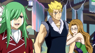 Freed cries over Laxus' official return