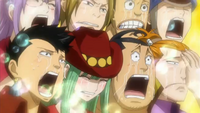 Fairy Tail Crying