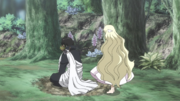 Mavis Stands Beside Zeref