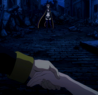 Millianna Sees Jellal and Erza