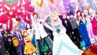 Lucy's Imaginary Wedding