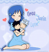Juvia loves by xxsamchan-d4yd9ob