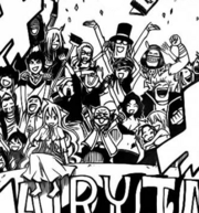Fairy-Tail-Celebrating-Their-Victory