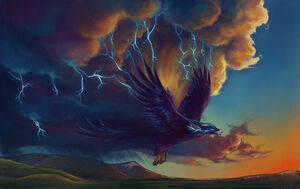 The great thunderbird by sangel99-d3h5qdc