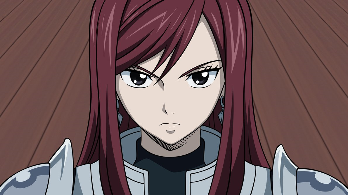 Image result for Erza Scarlet
