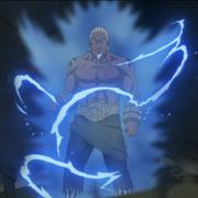 Raiden's Lightning Armor